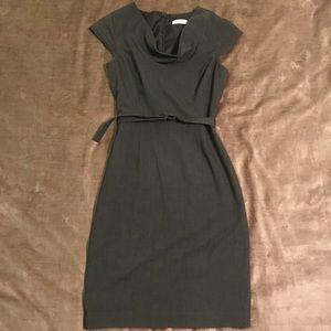 Calvin Klein Shift Dress.